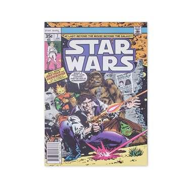 Star Wars canvas Han Solo & Chewbacca - 70 x 50 cm