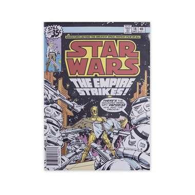 Star Wars canvas The Empire Strikes - 70 x 50 cm