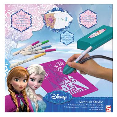 Disney Frozen Air Brush Studio