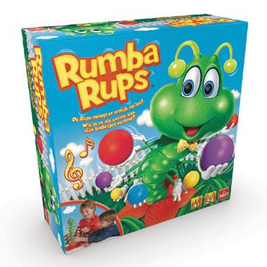 Rumba Rups - kinderspel