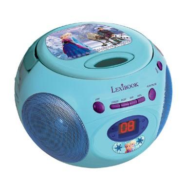 Lexibook Disney Frozen radio-CD boombox