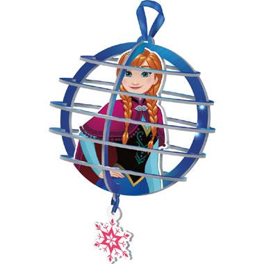 Disney Frozen 3D-ballen maken