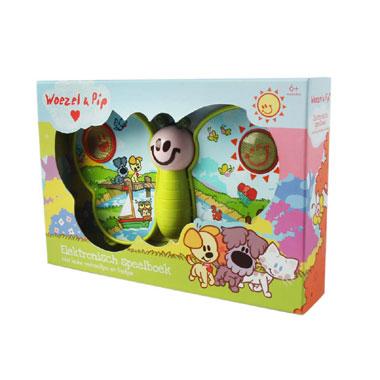 Woezel & Pip elektronisch speelboek