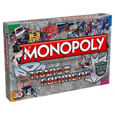 Monopoly Transformers Retro - bordspel