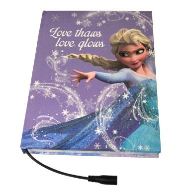 Disney Frozen dagboek met licht