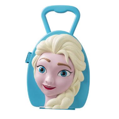Disney Frozen draagkoffer met toebehoren