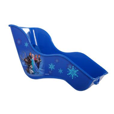 Disney Frozen poppenzitje - metaal - blauw