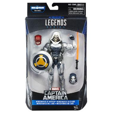 Marvel Legends Series Civil War Taskmaster - 15 cm