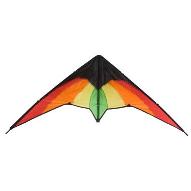 Rhombus Fox Rainbow stuntvlieger