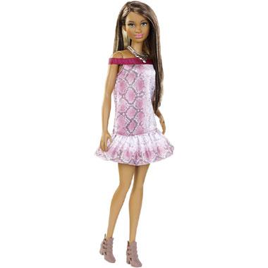 Barbie Pretty In Python fashionista pop