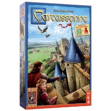 Carcassonne Bordspel
