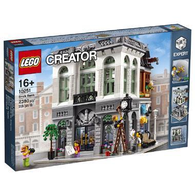 LEGO Creator stenen bank 10251