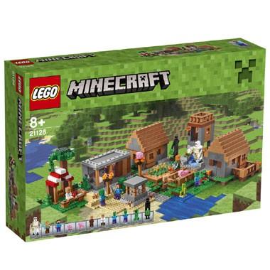 LEGO Minecraft het dorp 21128