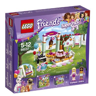 LEGO Friends 3-in-1 valuepack klein 66537