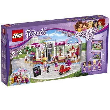 LEGO Friends 3-in-1 valuepack groot 66539