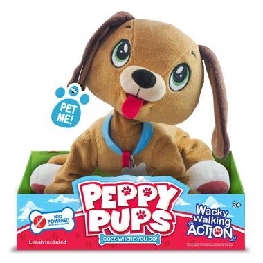Mijn hondje Peppy