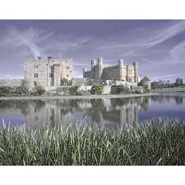 Leeds Castle Kent England puzzel - 1000 stukjes