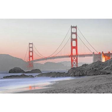 Golden Gate Bridge San Francisco puzzel - 1000 stukjes