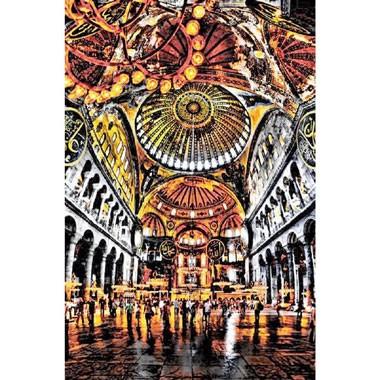 Church dome puzzel - 1000 stukjes