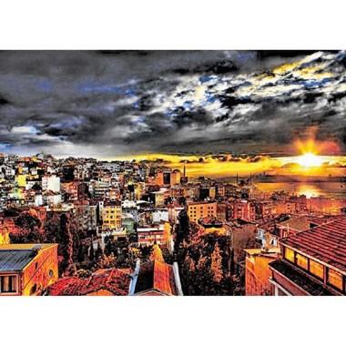 City by the sea puzzel - 1000 stukjes
