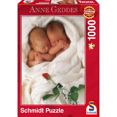 Milly & Natalie puzzel - 1000 stukjes