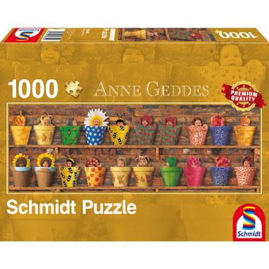 Spring Awakening panorama puzzel - 1000 stukjes