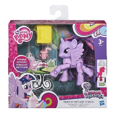 My Little Pony beweegbare pony Twilight Sparkle