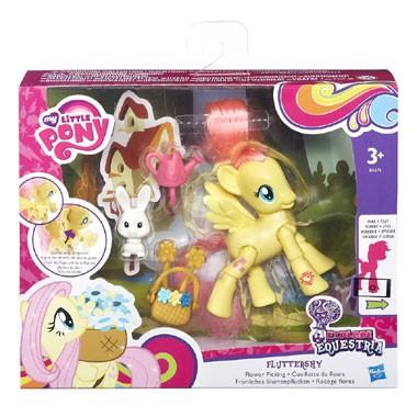 My Little Pony Fluttershy beweegbaar deluxe