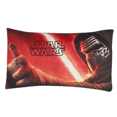 Star Wars kussen met Kylo Ren opdruk