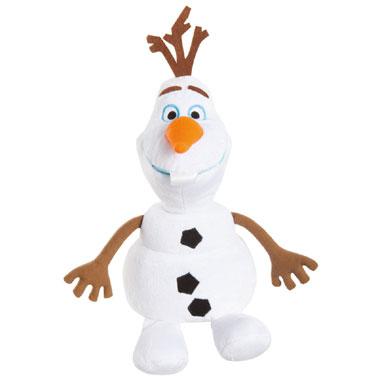 Disney Frozen Go glow Olaf knuffel en lampje