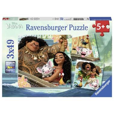Ravensburger Disney Vaiana Vaiana's ontdekkingsreis
