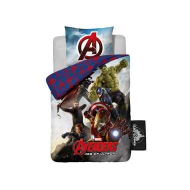 Avengers Power dekbedovertrek - 140 x 200 cm