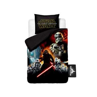 Disney Star Wars Epic dekbedovertrek - 140 x 200 cm - zwart
