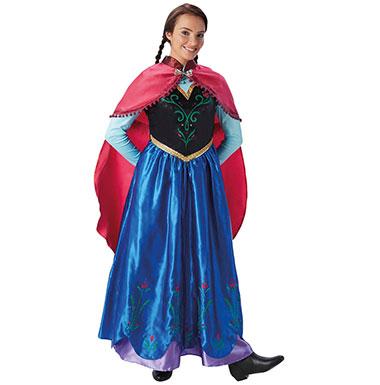 Disney Frozen Anna kostuum - volwassenen - maat L