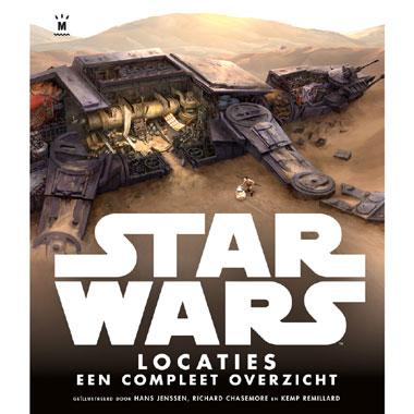Star Wars locaties - een compleet overzicht - Jason Fry