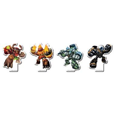 Skylanders Giants figuur kaarsjes