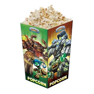 Skylanders Giants popcorn bakjes - 4 stuks