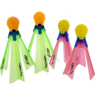 Angel Sports Helix shuttles - 4 stuks