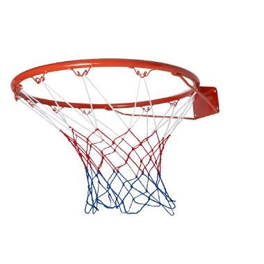 Angel Sports basketbalring 20 mm solid - 46 cm - rood