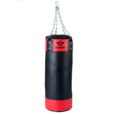 Angel Sports bokszak - 60 cm - rood/zwart