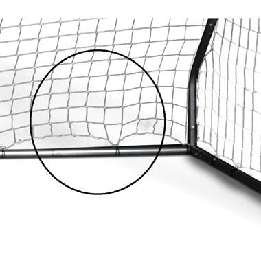 Angel Sports net voor voetbaldoel - 400 cm