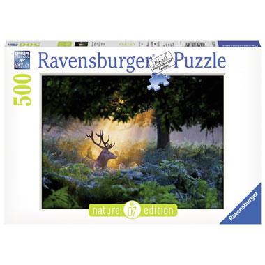 Ravensburger magische lichtval puzzel - 500 stukjes