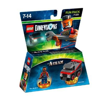 LEGO Dimensions The A-Team Fun Pack 71251