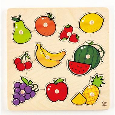 Houten puzzel fruitfeest