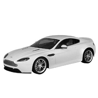 Op afstand bestuurbare auto Racetin Aston Martin - V8S 1:16 - grijs
