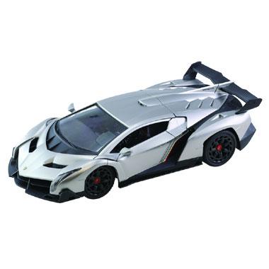 Op afstand bestuurbare auto Racetin Lamborghini Veneno 1:16 - geel