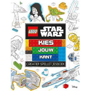 LEGO Star Wars Kies jouw kant - creatief spelletjesboek