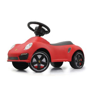 Jamara Push-Car Porsche 911 rood