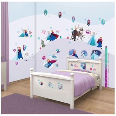 Disney Frozen stickers - 6 vellen