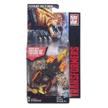 Transformers Legends Titan Wars Stripes